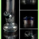 Mini Glass Bong #1